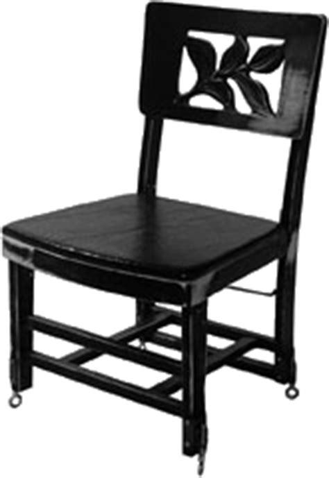 Il mistero della sedia di Glenn Gould