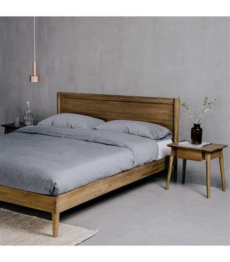 vintage bed frames vintage bed frame mountain teak