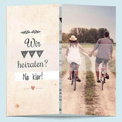 Hochzeitseinladungen Mit Foto Gestalten by Hochzeitskarten Selbst Gestalten Und Drucken Lassen