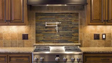 adhesive kitchen backsplash musselbound adhesive tile mat available at lowe s youtube
