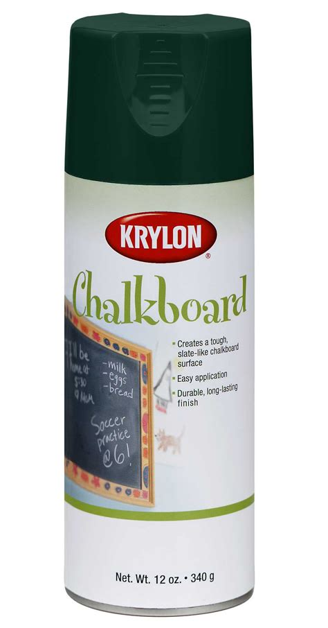 chalk paint spray krylon chalkboard spray paint green 12 oz