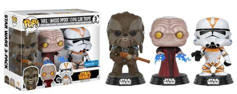 Funko Sw Thing Sw Thing Flocked Fu7071 funko pop exclusive wars of the sith pop 3