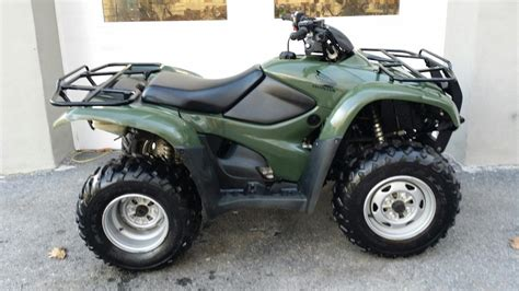 2008 honda rancher 420 for sale 2008 rancher 420 fuel injected motorcycles for sale