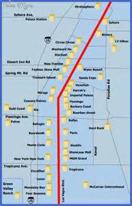 Maps Las Vegas by Las Vegas Map Tourist Attractions Map Travel Holiday