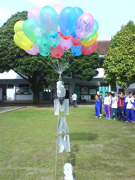 Jual Balon Gas Helium by Helium Acara Siswa Mentari Balon Pusat Jual Balon Gate