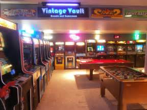 Beautiful Basements - home arcades that have names klov vaps coin op videogame pinball slot machine and em