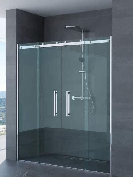 anta doccia nicchia porta doppia anta scorrevole per doccia a nicchia quot arianna