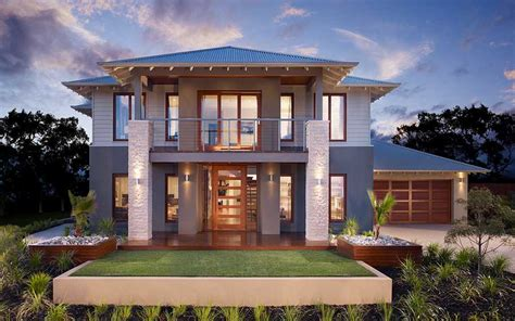 Contempory House Plans by Explore The Franklin Home With Metricon
