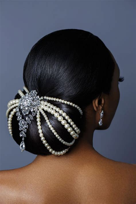 best 25 black wedding hairstyles ideas on black hair wedding styles wedding updo