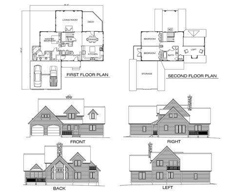 tahoe timber frame floor plan by timberpeg mywoodhome