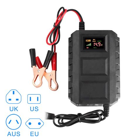 Tbe Inverter Charger Aki 10a 2 In 1 500 Watt charger aki mobil lead acid smart battery charger 12v20a dxy88 black jakartanotebook