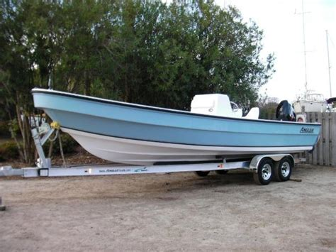 angler panga boat 2012 26 angler boats panga 26 for sale in fernandina