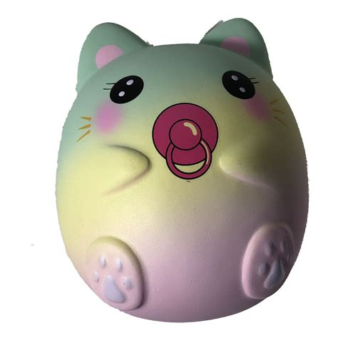 Lovely Cat By Taburasa Squishy taburasaa kawaii baby lovely cat squishy