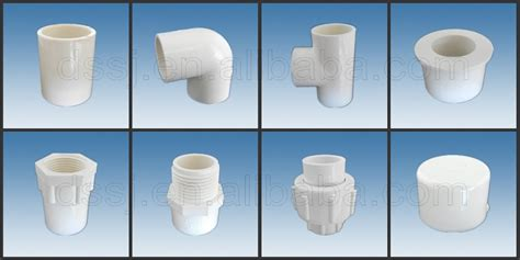 How To Use Plastic Plumbing Fittings by Pvc Pipe Fitting Threaded End Cap Cupc Nsf Astm Abs 11 2