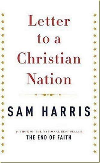 carta a una nacin 8493604828 carta a una naci 243 n cristiana sam harris soy ateo
