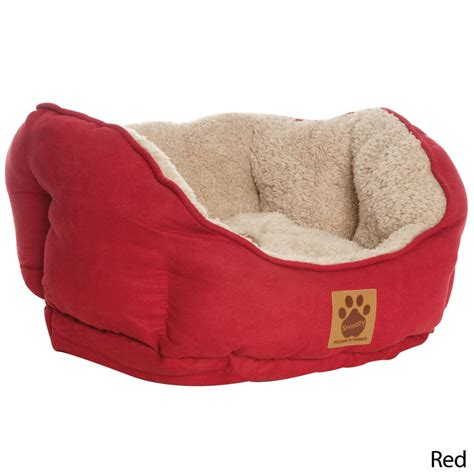 bedside dog bed object moved