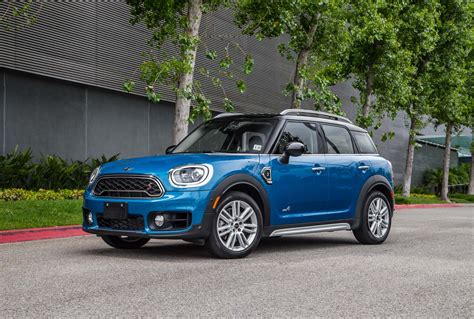 Mini Cooper Countryman Size 2017 Mini Countryman S All4 Test Review Motor Trend