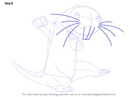 tutorial rufus learn how to draw rufus from kim possible kim possible