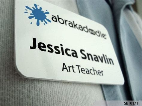 Handmade Name Badges - custom name badges signs by tomorrow name badges