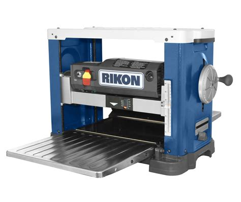 bench top planers rikon tools 25 130h 13 inch 115v 15 a benchtop planer with