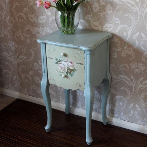 Bedside Table Ls Duck Egg Blue by Duck Egg Blue Bedside Table With Detail Melody Maison 174