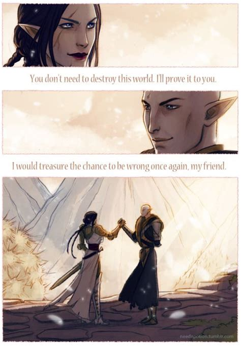 Dragon Age Kink Meme - 17 best images about solavellan on pinterest the games