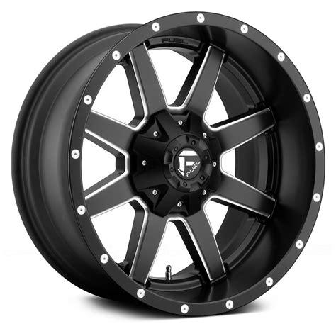 Wheels Fuel 18x8 fuel wheels 48 6x130 84 1 maverick 1pc rims matte black set of 4 ebay