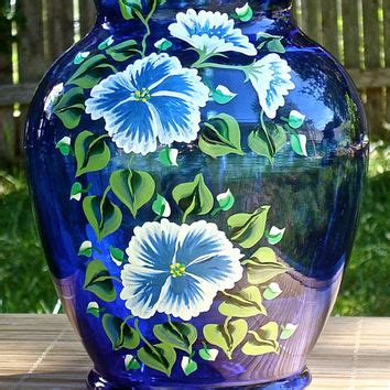 Painted Flower Vases by Shop Painted Flower Vases On Wanelo