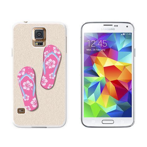 Casing Hp Samsung Galaxy S5 S6 S7 Flip Cover Mirror flip flops sandals sand summer vacation for samsung galaxy s5 ebay