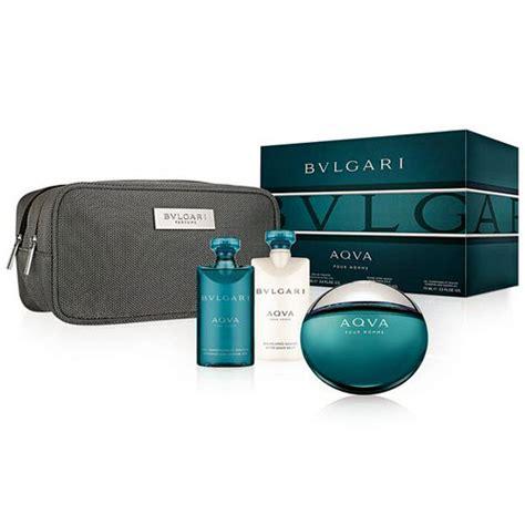 Bvlg Aqua Set bvlgari aqva pour homme 4 pcs gift set for fragrancecart