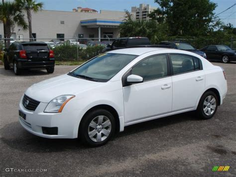 white nissan sentra 2008 2007 fresh powder white nissan sentra 2 0 1529263