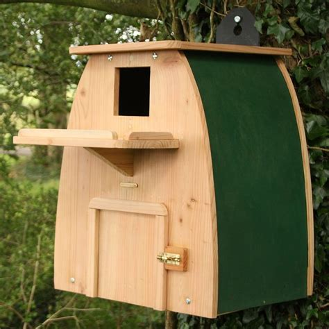 8 best owl boxes images on pinterest birdhouses nesting