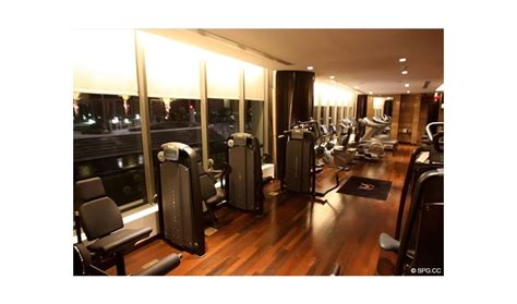 Apogee Fitness 2 by Apogee Luxury Waterfront Condos In Miami