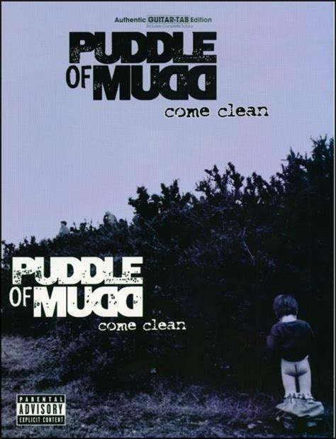 libro id die for you puddle of mudd come clean authentic guitar tablature chitarra spartiti libro book tablature