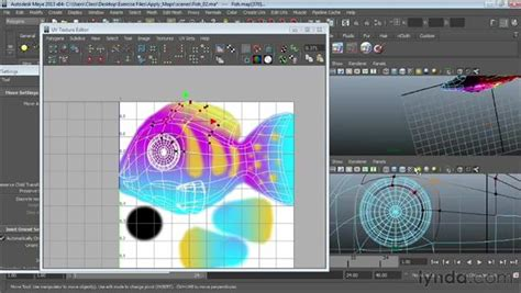mapping cinema 4d uv mapping a complex object