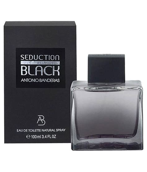 Parfum Antonio Banderas Black antonio banderas black 100ml edt buy at best prices in india snapdeal
