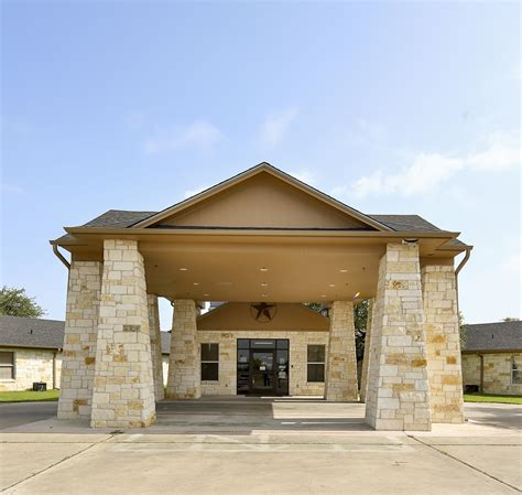 cuero nursing and rehabilitation center details