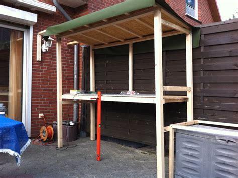 arbeitsplatte outdoor küche outdoor k 252 che kugelgrill