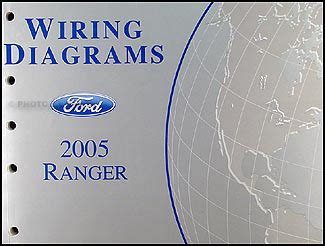 2005 ford ranger wiring diagram ford ranger electrical schematic efcaviation