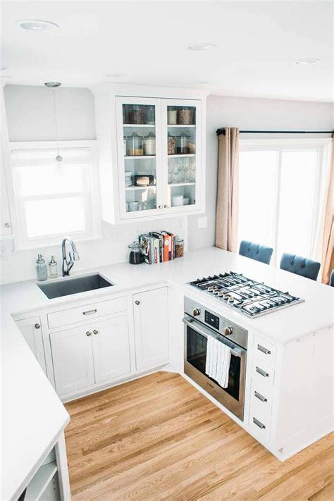 remodeling a little white house 25 best small kitchen remodeling ideas on pinterest
