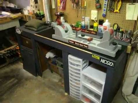 donnie ds gun cleaning gunsmithing tinkering station