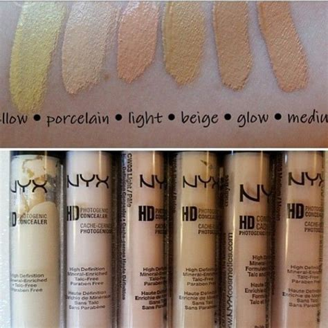 Nyx Hd Photogenic Concealer Magic Wand 34 Best Images About Foundation On Revlon