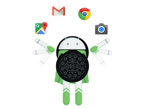 android cupcake android oreo everything you need to about s new mobile os the independent