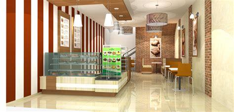 desain interior toko sembako toko kue minimalis images
