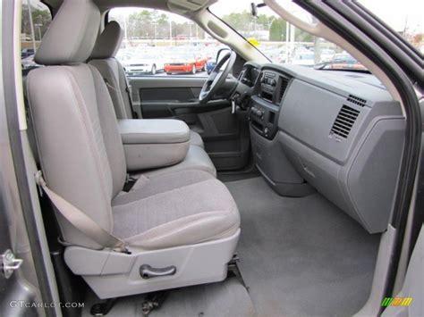 2008 dodge ram 1500 sxt regular cab interior photo