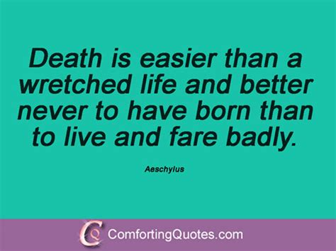 comfort quotes about death comforting quotes about death