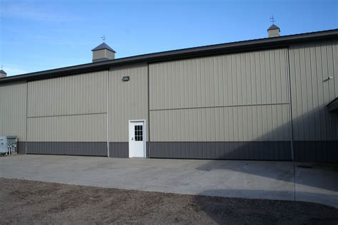 Machine Shed Doors by Machine Shed Modern Minnesota Farm Building Schweiss