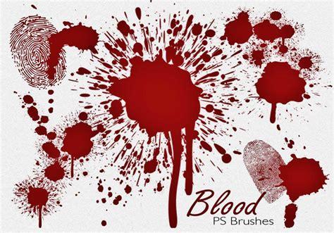 blood splatter brush blood splatter brushes www pixshark com images