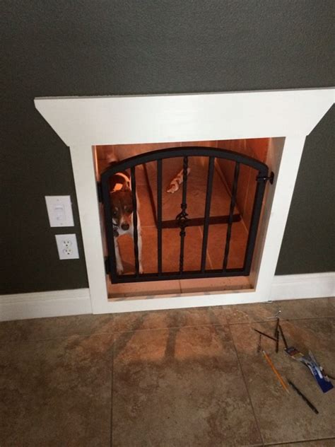 under stairs dog house 25 great ideas of dog house under staircase tail and fur