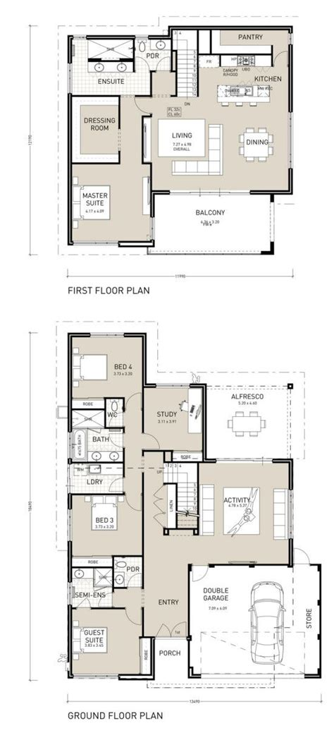 reverse floor plan reverse floor plan beach homes house design ideas